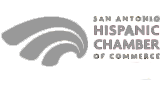 Logotipo de San Antonio Hispanic Chamber of commerce