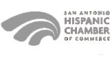Logotipo de San Antonio Hispanic Chamber of commerce